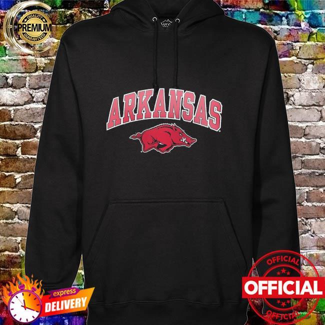 ArKansas Razorbacks Campus hoodie