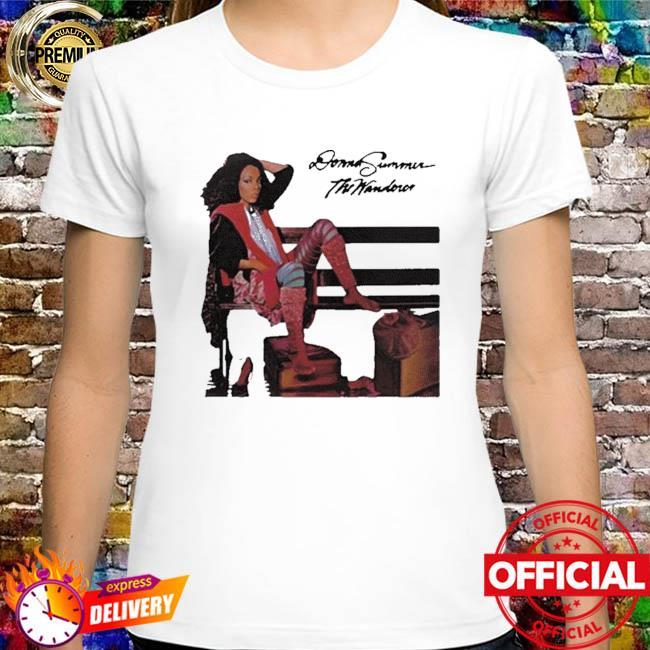 Donna summer the wanderer shirt