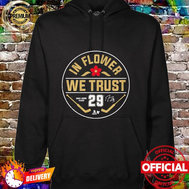 Donut fleury be happy marc-andre fleury 29 signature hoodie
