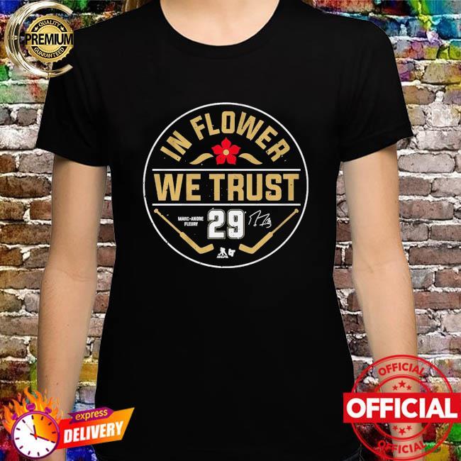 Donut fleury be happy marc-andre fleury 29 signature shirt