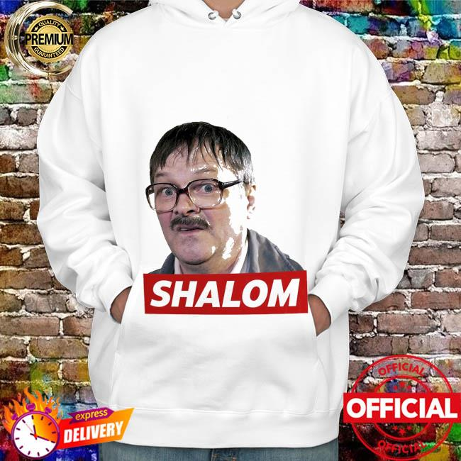 Friday night dinner jim bell shalom hoodie