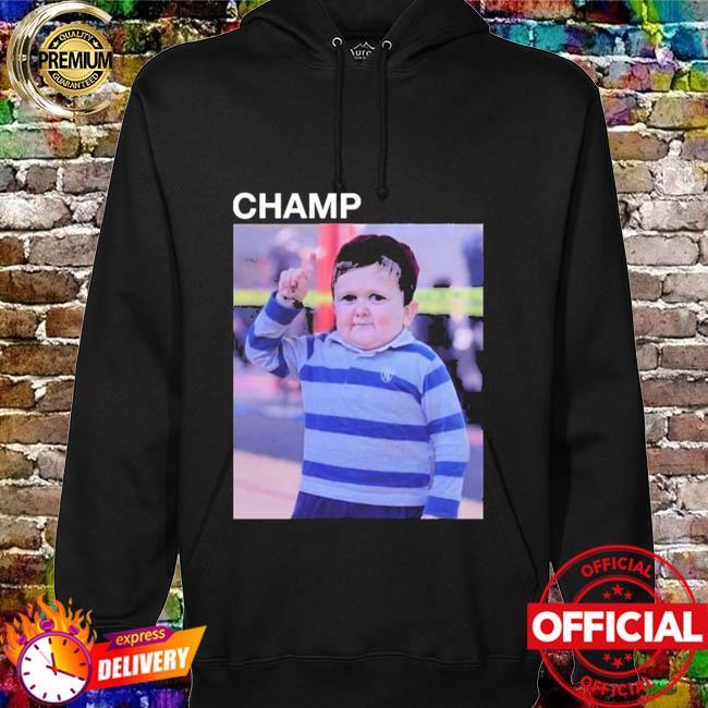 Hasbulla magomedov champ hoodie