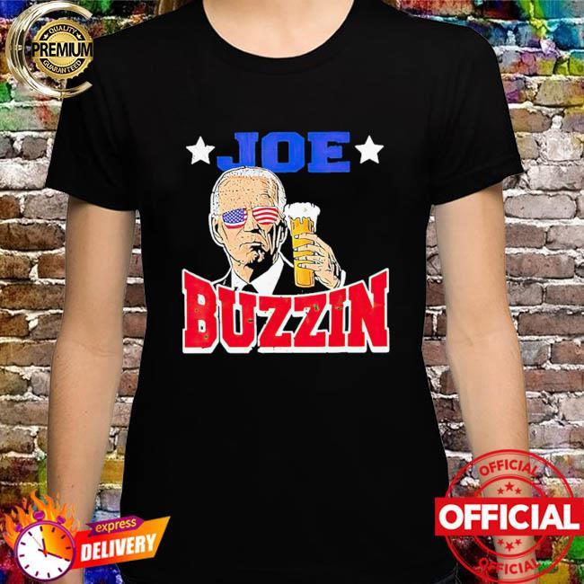 Joe Biden drinking Beer shirt
