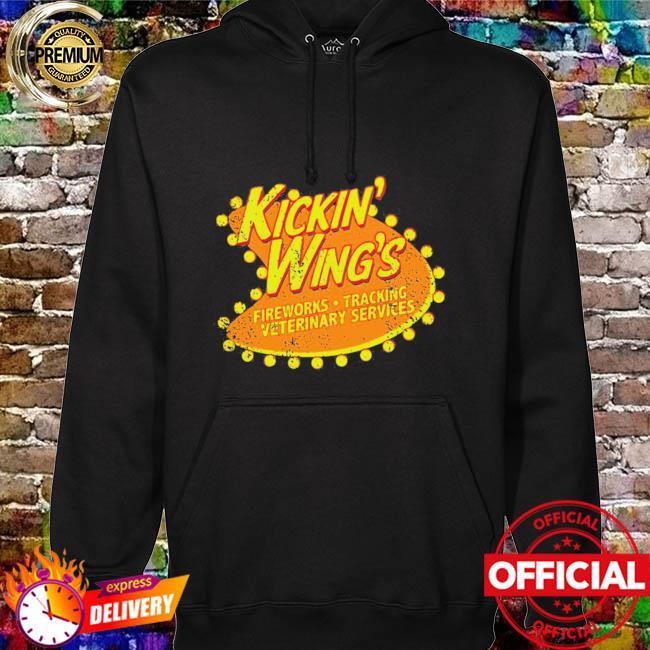 Kickin Wing Joe Dirt Shirt hoodie
