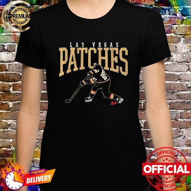 Las vegas Patches shirt