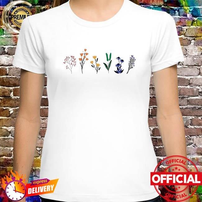 LGBTQ Wildflowers Shirt