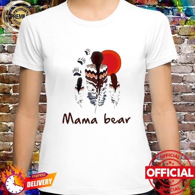 Native mama bear shirt