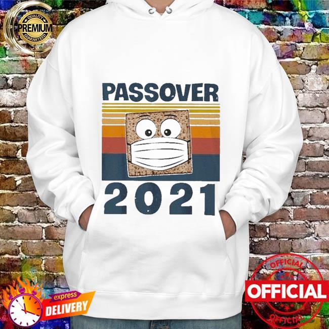 Passover 2021 matzo wear face mask 2021 hoodie