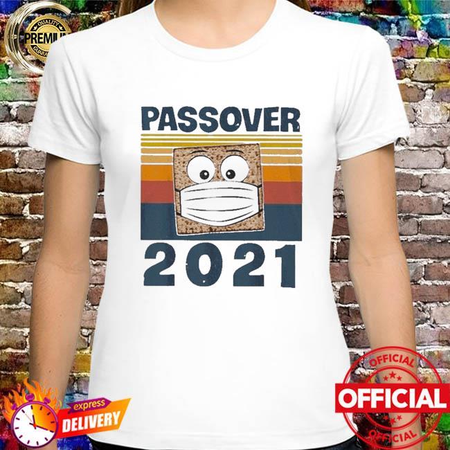 Passover 2021 matzo wear face mask 2021 shirt