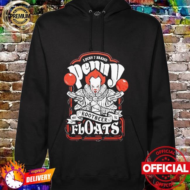 Pennywise Root Beer Floats Distressed Design hoodie