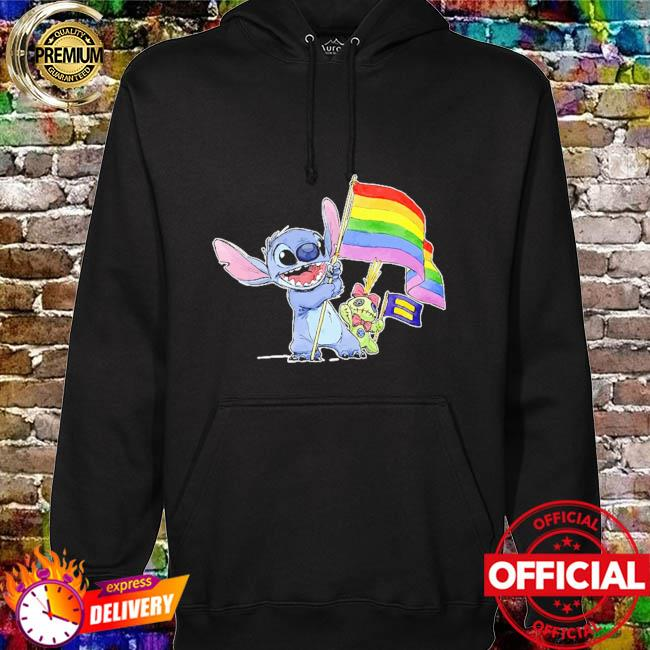 Stitch Support LGBT And Human Rights Love Wins Shirt hoodie