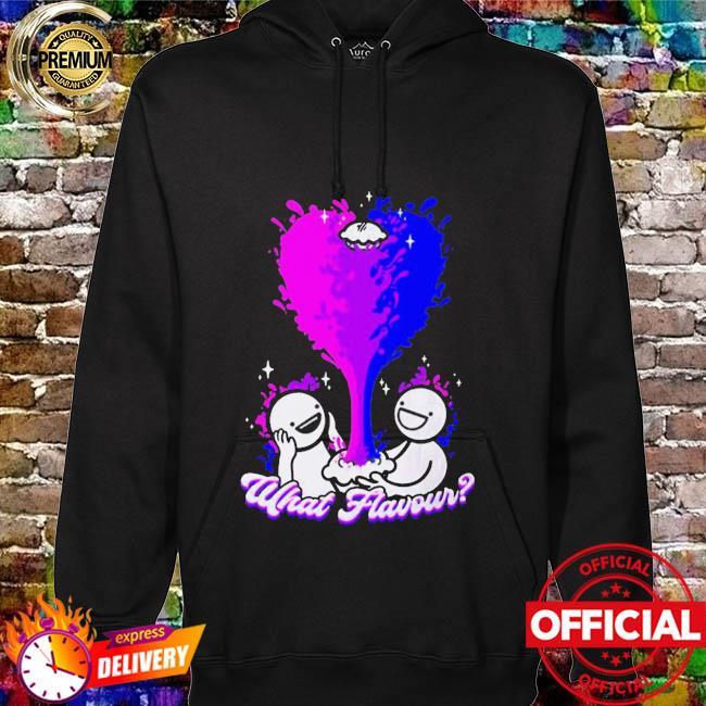 What Flavour Bi Flavour Shirt hoodie