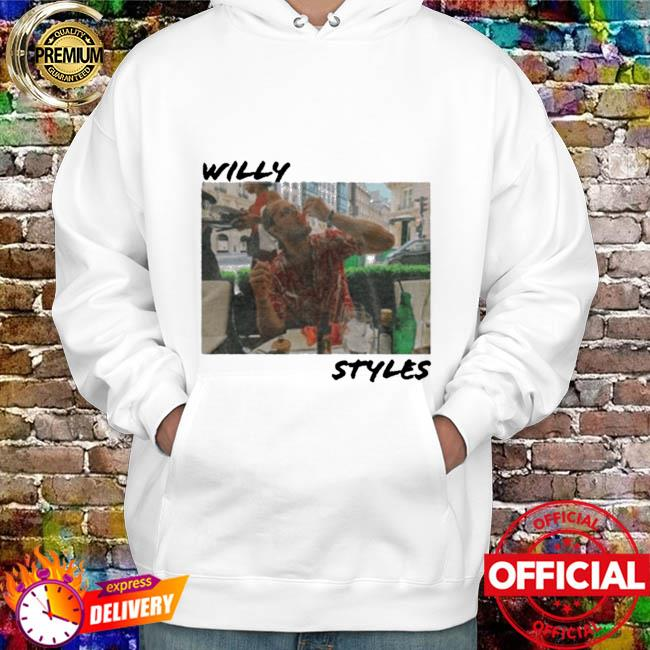 Willy styles hoodie