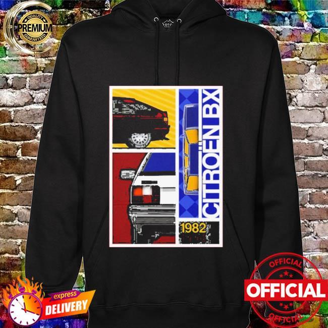 Citroen Bx 1982 1994 hoodie
