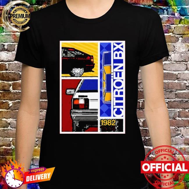 Citroen Bx 1982 1994 shirt