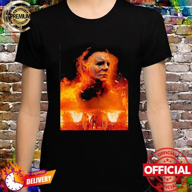 Michael Myers Halloween Kills 2021 Shirt Masswerks Store