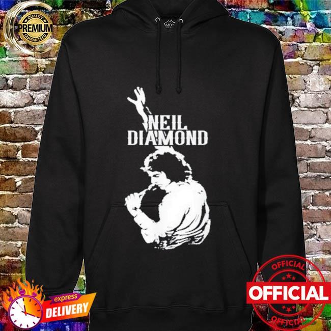 Neil diamonds vaporware hoodie