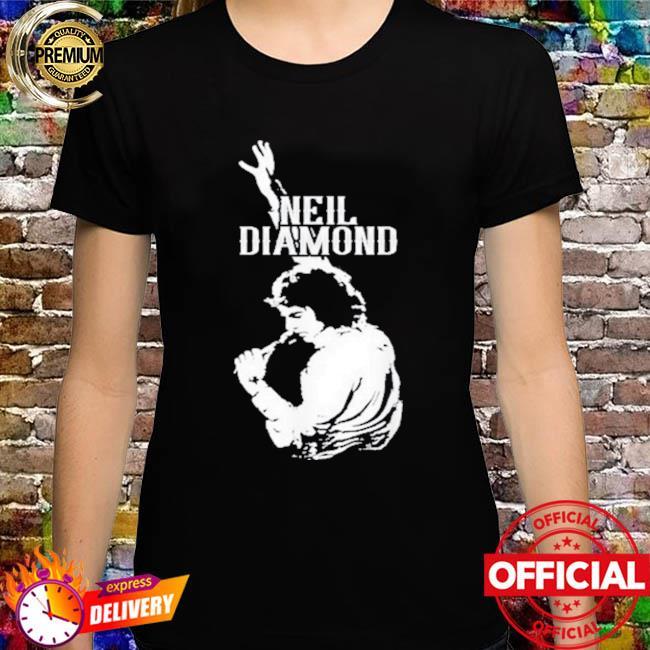 Neil diamonds vaporware shirt