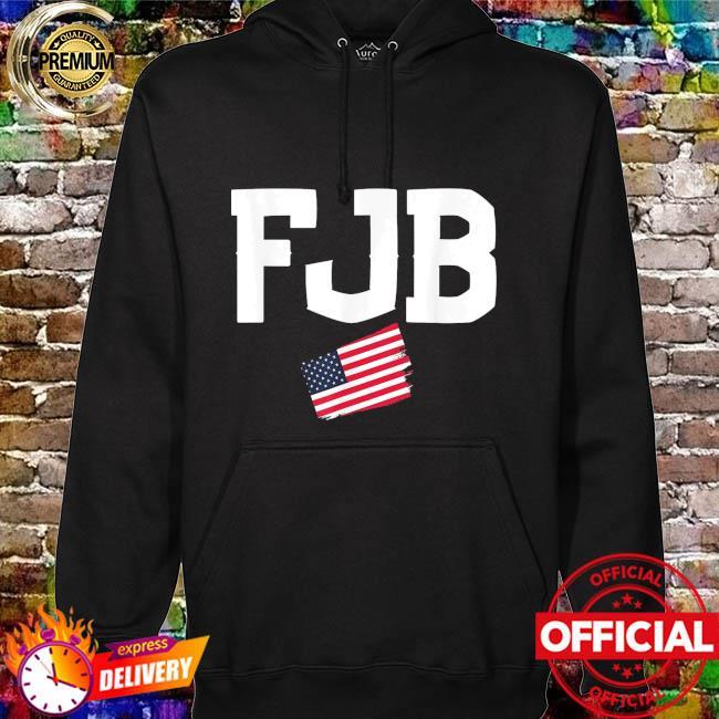 #FJB FJB Pro America US Distressed Flag F Biden Anti-Biden Shirt hoodie