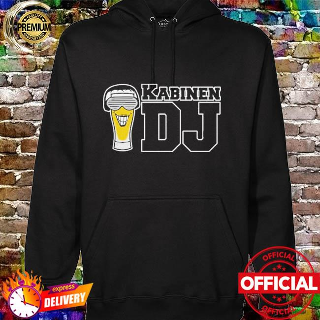 Kabinen DJ hoodie