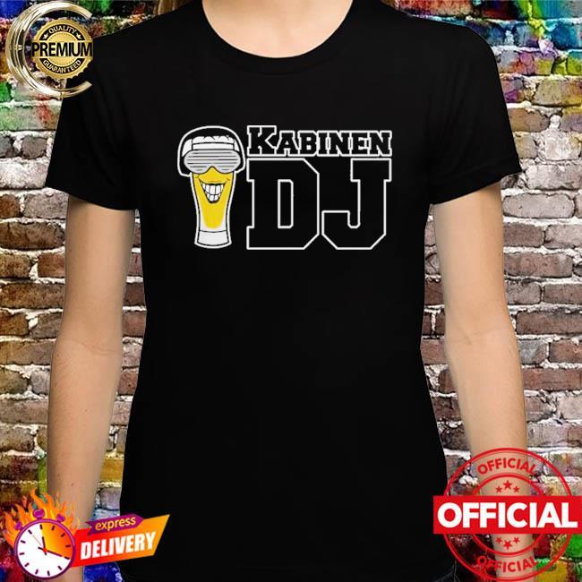 Kabinen DJ shirt