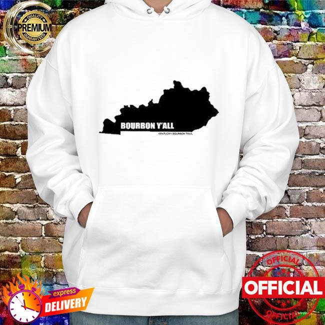 Kentucky Bourbon Y'all Shirt Charles Woodson Ky Bourbon Trail Bourbon Y'all T Shirt hoodie