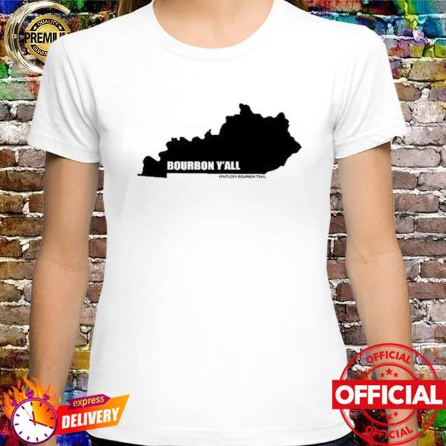 Kentucky Bourbon Y'all Shirt Charles Woodson Ky Bourbon Trail Bourbon Y'all T Shirt
